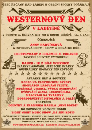 Western day vLabětíně 2